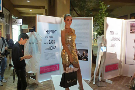 Fashions Night Out La Encantada Fights